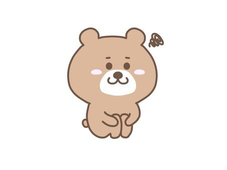 玩熊/體操坐
