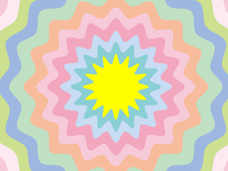 Psychedelic background material