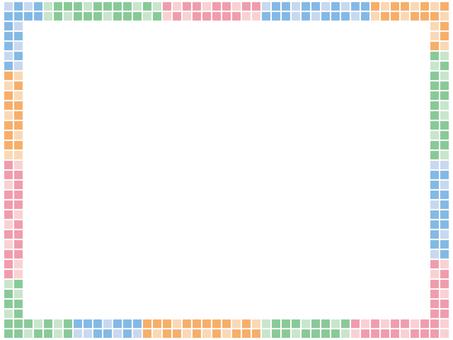 多彩的框架[2]