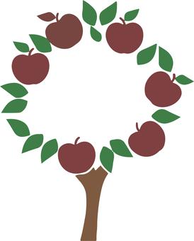 蘋果樹框架