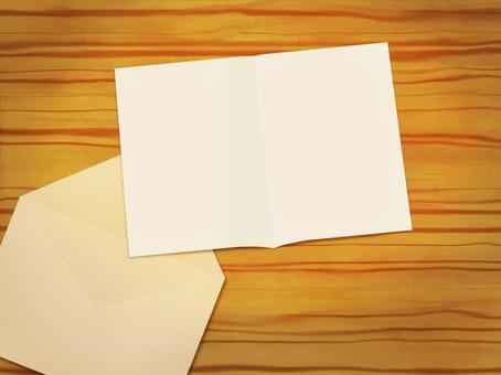 Desktop letter