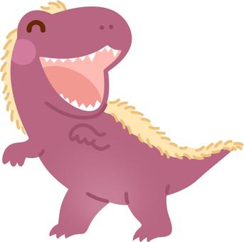 Tyrannosaurus (feathers)