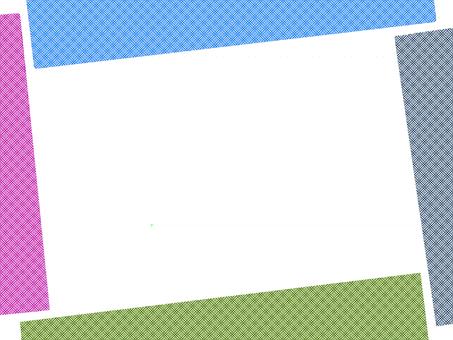 摺紙框架 3